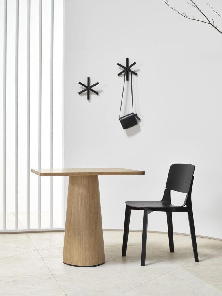 Kolekcja Point Of View od TON - organiczny kształt i modułowość - projekt kaschkasch