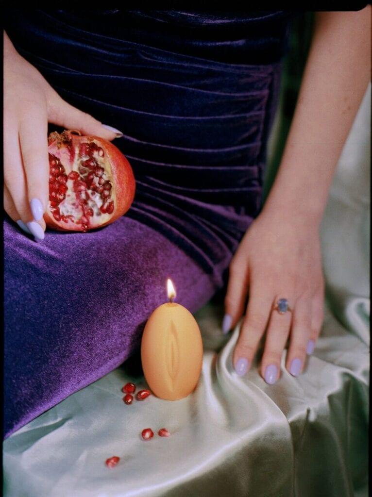 La flamme candles co jakiś czas współpracuje z innymi markami, tworząc dla nich specjalne świeczki
