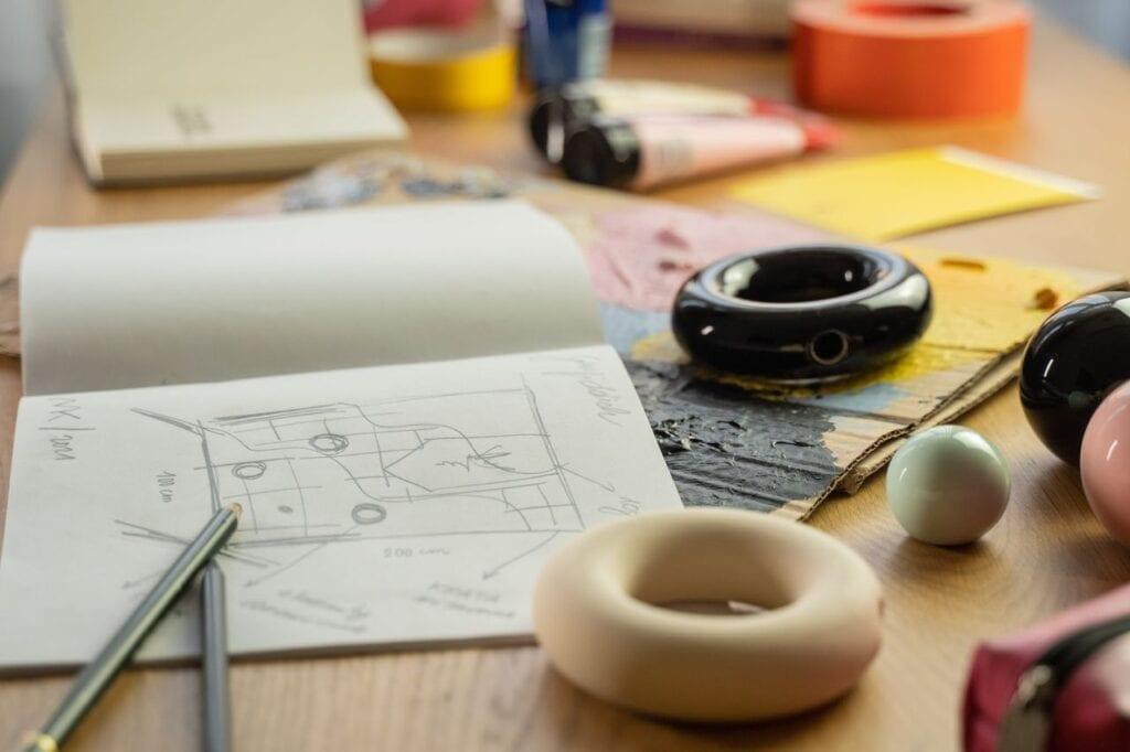 Malwina Konopacka i interpretacja artystycznego motywu filigree - projekt dla Glenfiddich - foto Jacek Tomczak, Filip Bonder