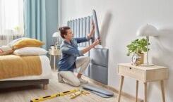Panele tapicerowane – przytulne wnętrze na kilka sposobów