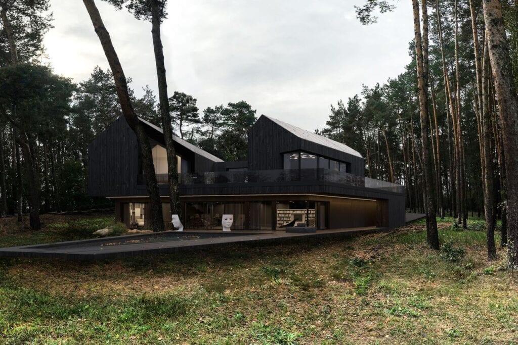 RE: REDWOOD HOUSE - wyjątkowa przebudowa domu - REFORM Architekt - Marcin Tomaszewski