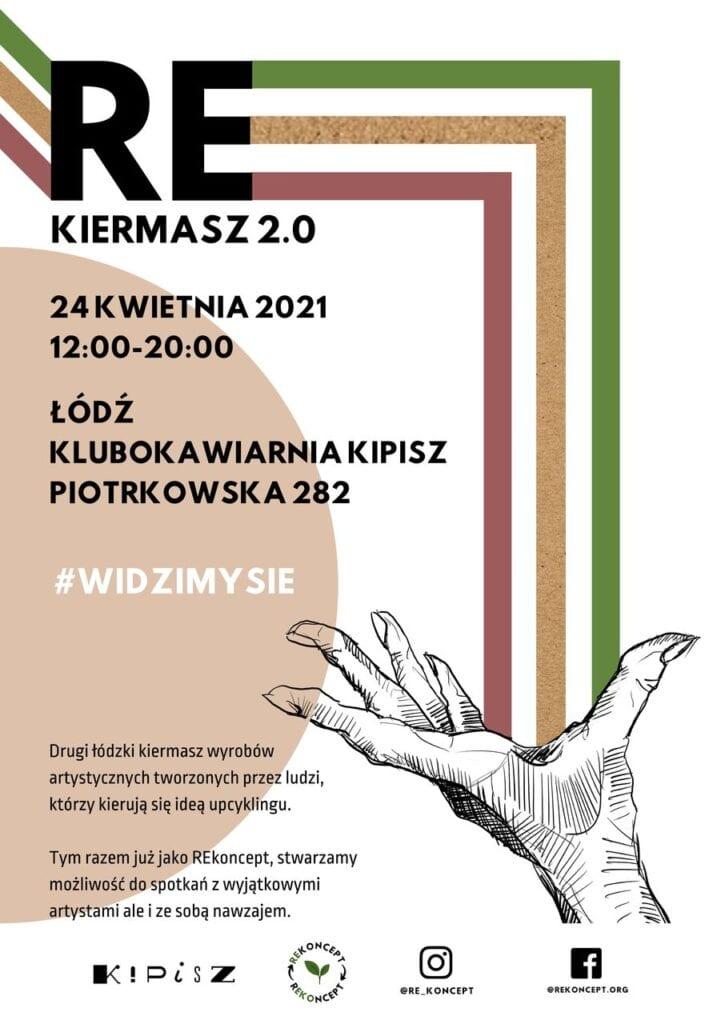 REkiermasz 2.0 w Łodzi - ekologicznie, z duszą w rytmie zero i less waste