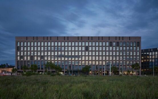 Rustonka – kompleks biurowy projektu CMC architects