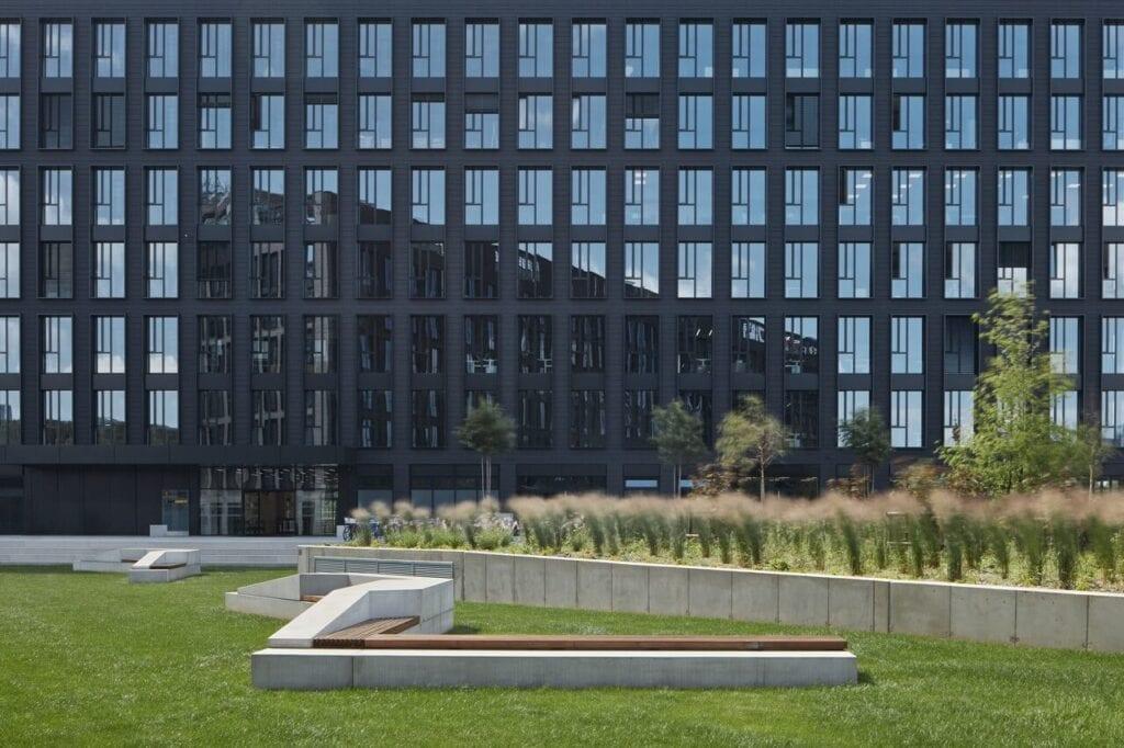 Rustonka - kompleks biurowy projektu CMC architects - foto BoysPlayNice