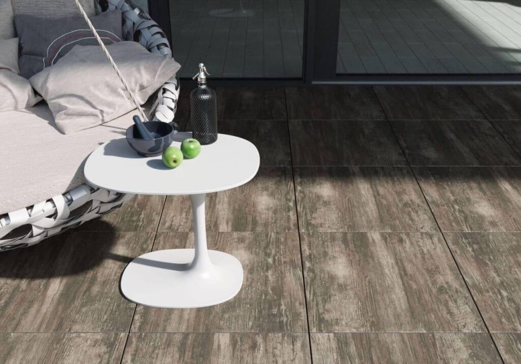 Solid 2.0 - piękny taras na lata z solidnymi gresami - Opoczno Wood