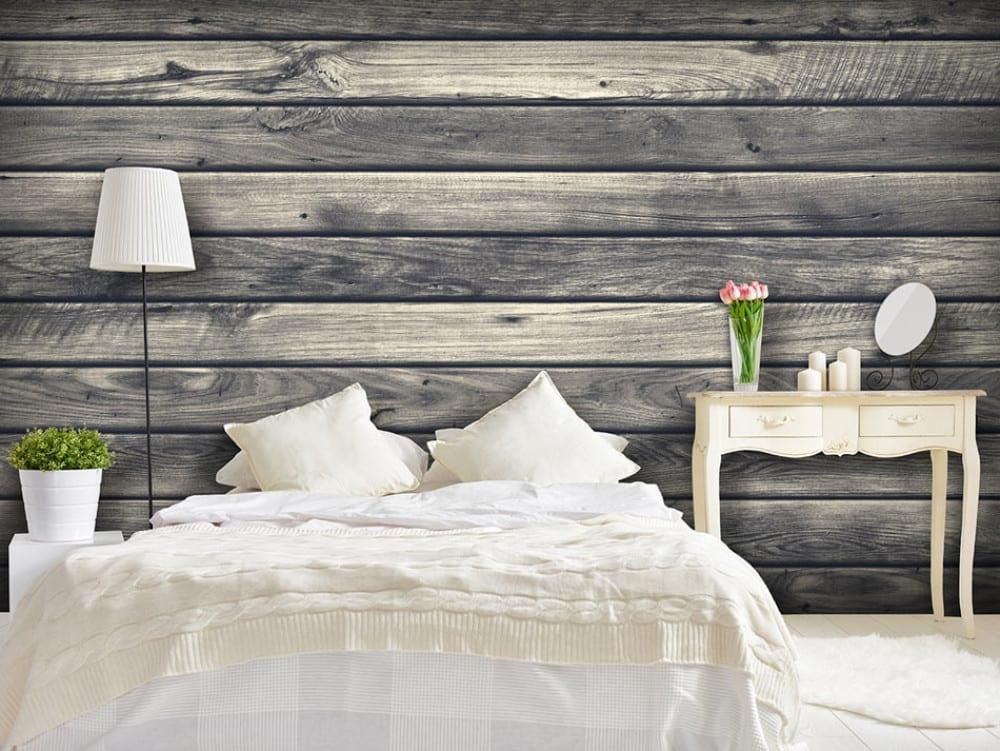 Tapety i fototapety - wyjątkowe dekoracje ścienne od Bimago - Drewniana chatka