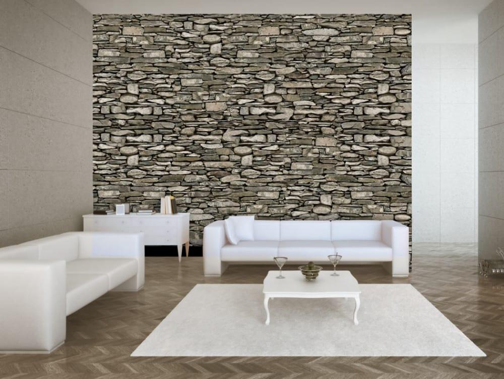 Tapety i fototapety - wyjątkowe dekoracje ścienne od Bimago - Kamienna ściana
