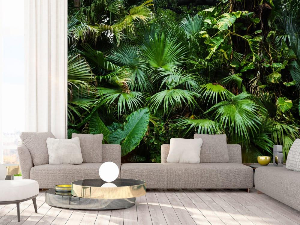 Tapety i fototapety - wyjątkowe dekoracje ścienne od Bimago - Słoneczna dżungla