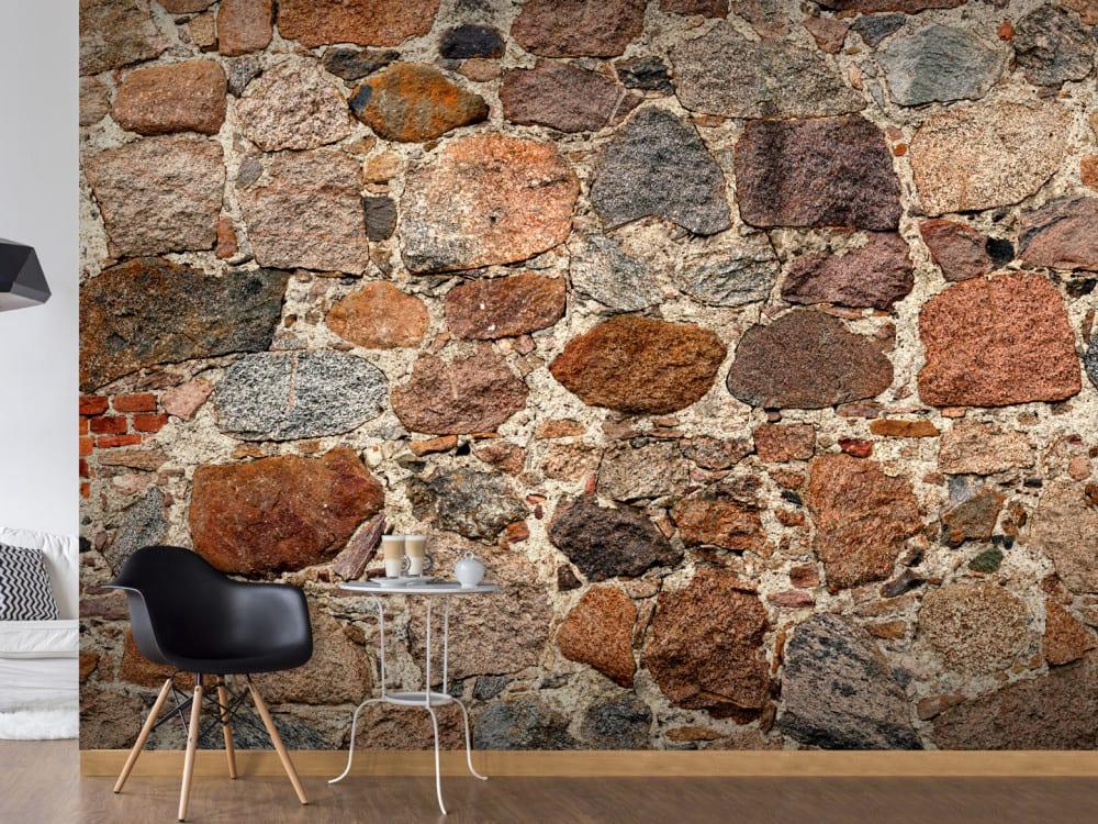 Tapety i fototapety - wyjątkowe dekoracje ścienne od Bimago - Kamienny artyzm