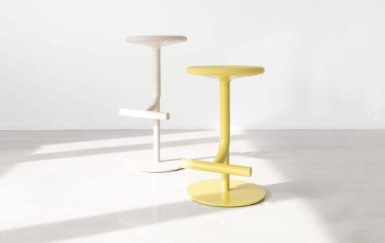 Tibu – reinterpretacja stołka barowego od marki Magis