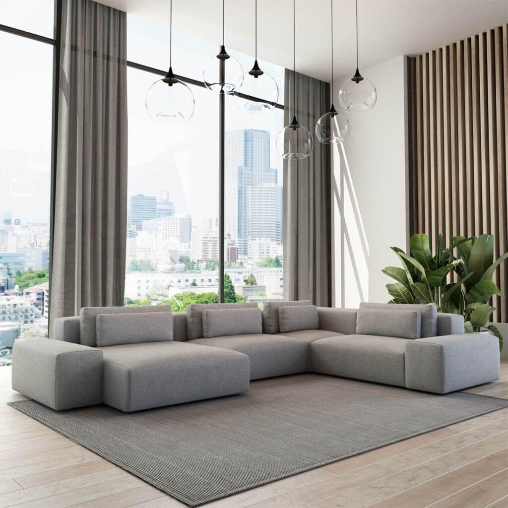 To będzie modne latem - trendy w salonie - Adriana Furniture - Flavio