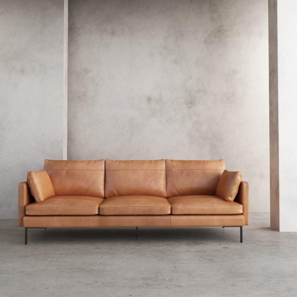 To będzie modne latem - trendy w salonie - Adriana Furniture - Sofa Dune