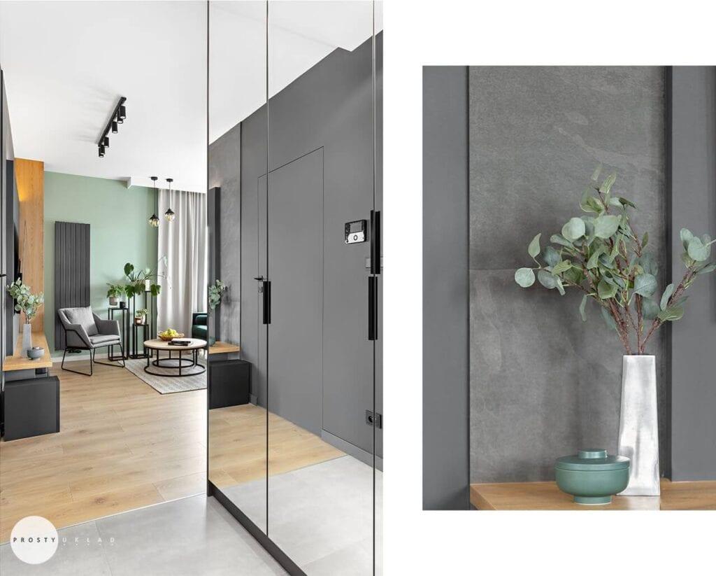 57 metrowe mieszkanie na osiedlu Bardowskiego w Katowicach - foto DEKORIALOVE