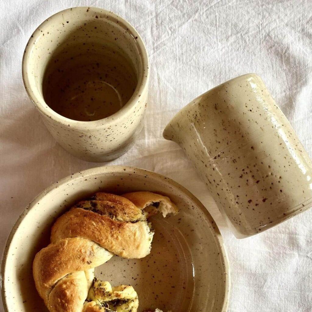 7 pomysłów na prezent na Dzień Matki - Zestaw śniadaniowy Rosa od Klo