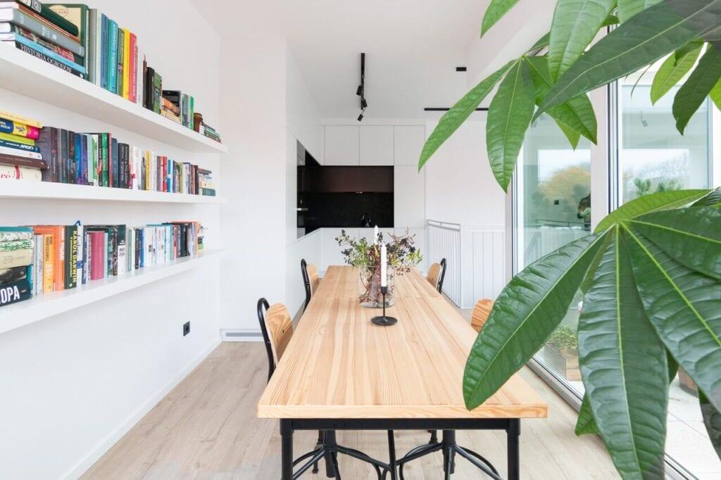 Apartament w Koszalinie z widokiem na park - projekt pracowni MAS Estudio