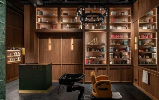 Cabinet Barbiere – luksusowy gabinet kosmetyczny od Olgi Bogdanowej