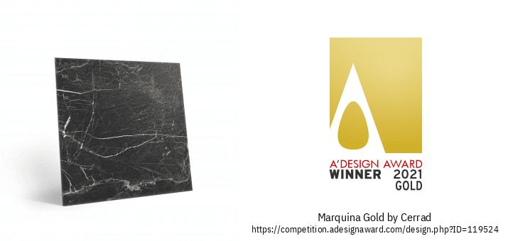 Cerrad z dwiema nagrodami w konkursie A' Design Award
