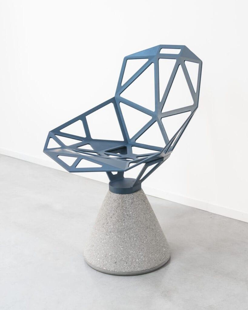 Chair_One - ponadczasowe krzesło projektu Konstantina Grcica dla marki Magis