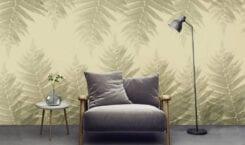 Dekorujemy ścianę w salonie – designerskie tapety do wyjątkowych wnętrz