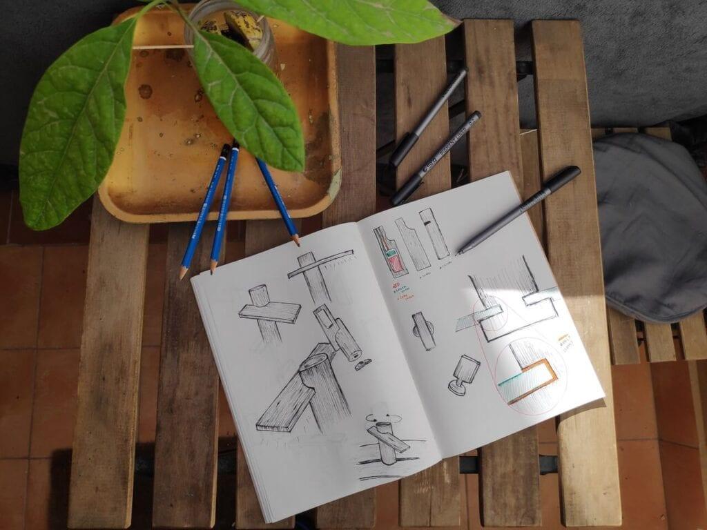 Discovered - odkrywamy kolejne pokolenie utalentowanych projektantów - Juan & Juan Riverside bench