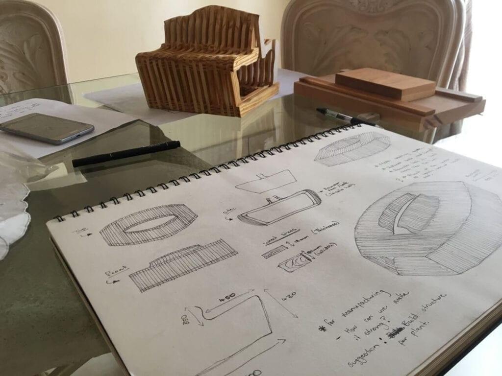 Discovered - odkrywamy kolejne pokolenie utalentowanych projektantów - Siyanda Mazibuko - Kumsuka