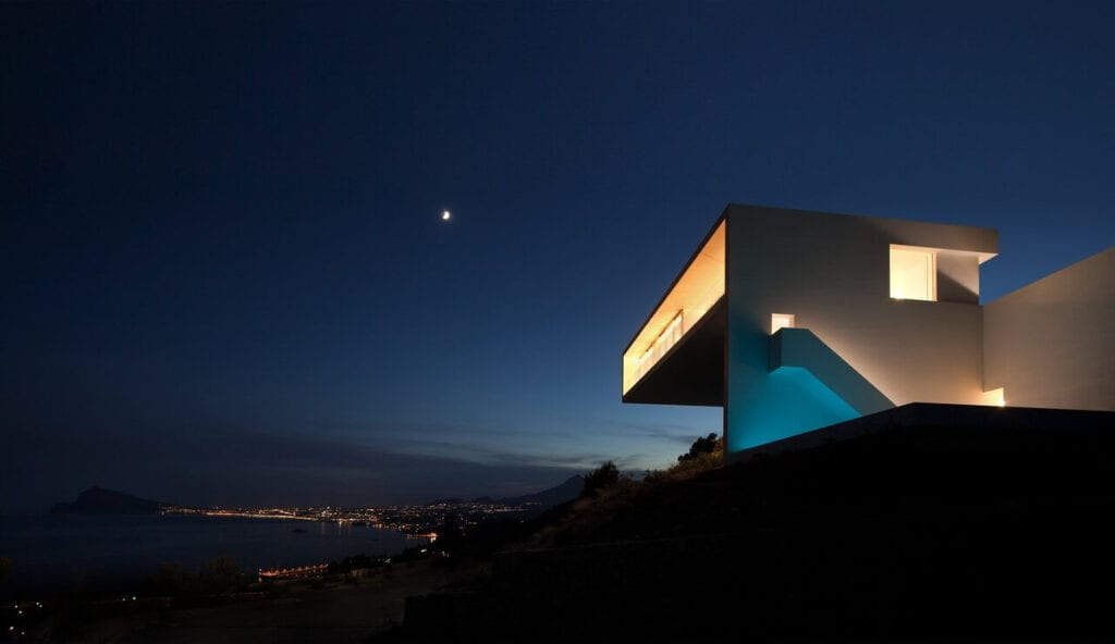 Fran Silvestre - House On The Cliff Alicante - foto Diego Opazo