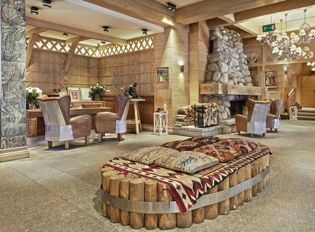Hotel Aries - relaks i stylowy wypoczynek w Zakopanem - foto Celestyna Król