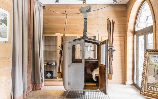 Hotel Aries – relaks i stylowy wypoczynek w Zakopanem