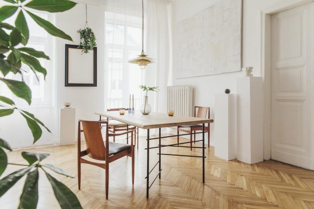 In Wood We Trust - wyjątkowe stoły z litego drewna - Stół Fillmore