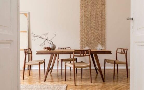 In Wood We Trust – wyjątkowe stoły z litego drewna