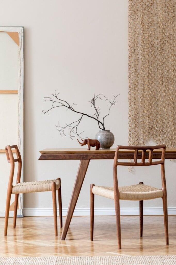 In Wood We Trust - wyjątkowe stoły z litego drewna - Stół Hayes