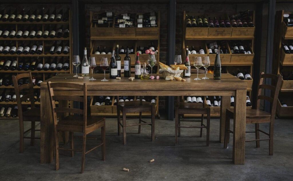 In Wood We Trust - wyjątkowe stoły z litego drewna - Stół Roosevelt