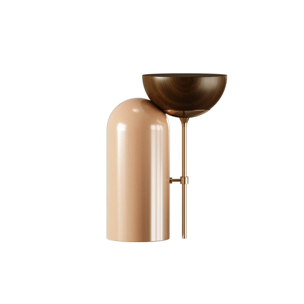 Mezzo Collection - meble inspirowane stylem mid-century - stolik HADEN