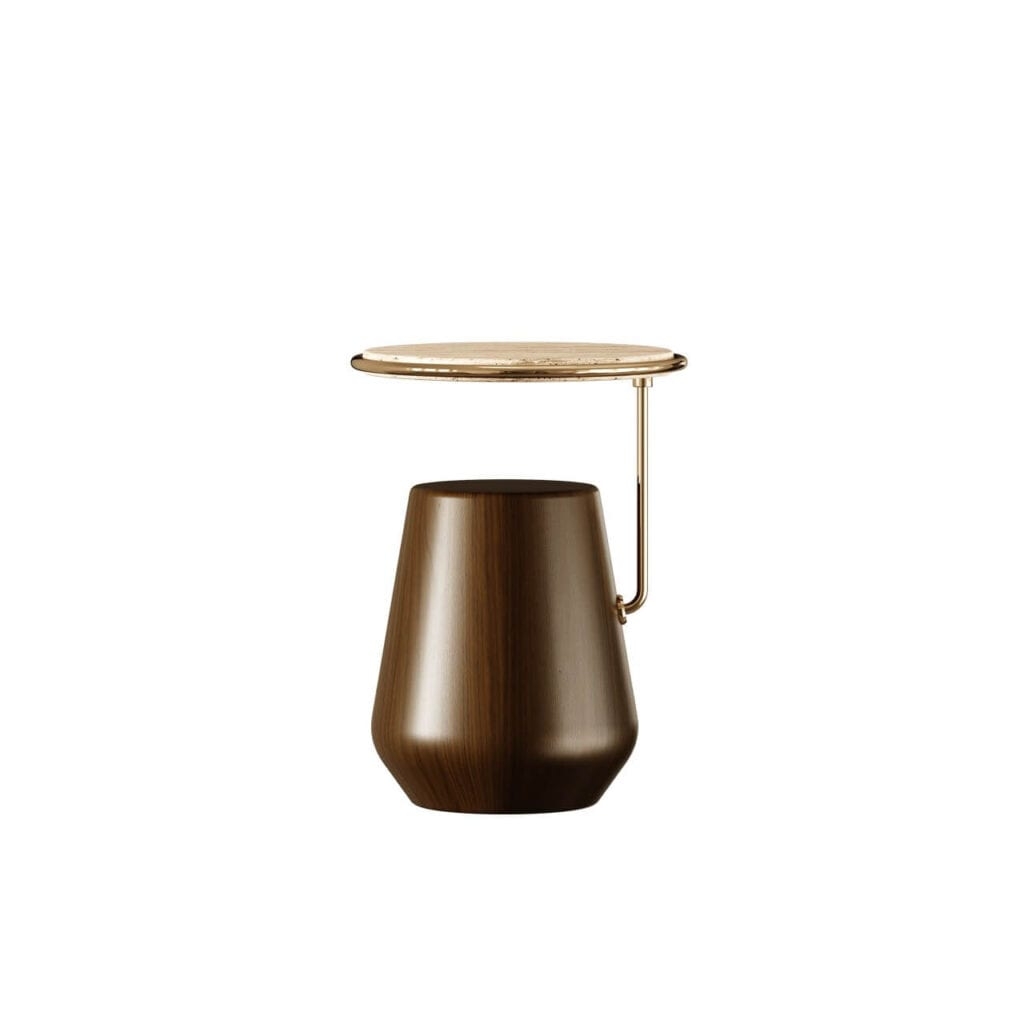 Mezzo Collection - meble inspirowane stylem mid-century - stolik HAYNES