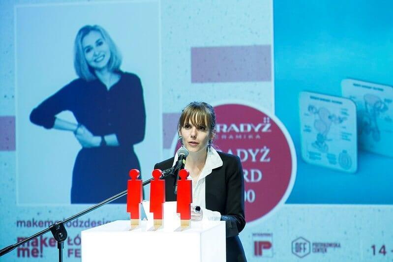 Polskie projektantki nagrodzone w konkursie make me! - Łódź Design Festival 2021 - Wręczenie nagród w konkursie