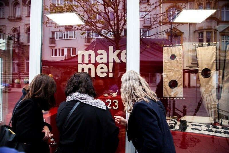Polskie projektantki nagrodzone w konkursie make me! - Łódź Design Festival 2021 - Wystawa finalistów konkursu