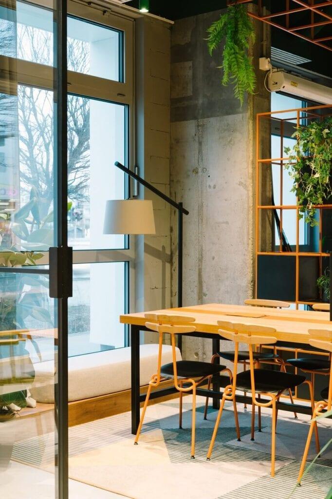 Prywatny dom studencki Student Depot Gdańsk - projekt pracowni MIXD