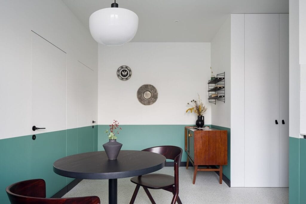 Retro i nowoczesność w jednym! 55-metrowe mieszkanie od pracowni 3XEL - foto Dariusz Jarząbek