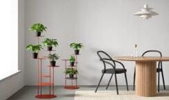 TILLO – kolekcja podłogowych kwietników na kilka roślin od bujnie