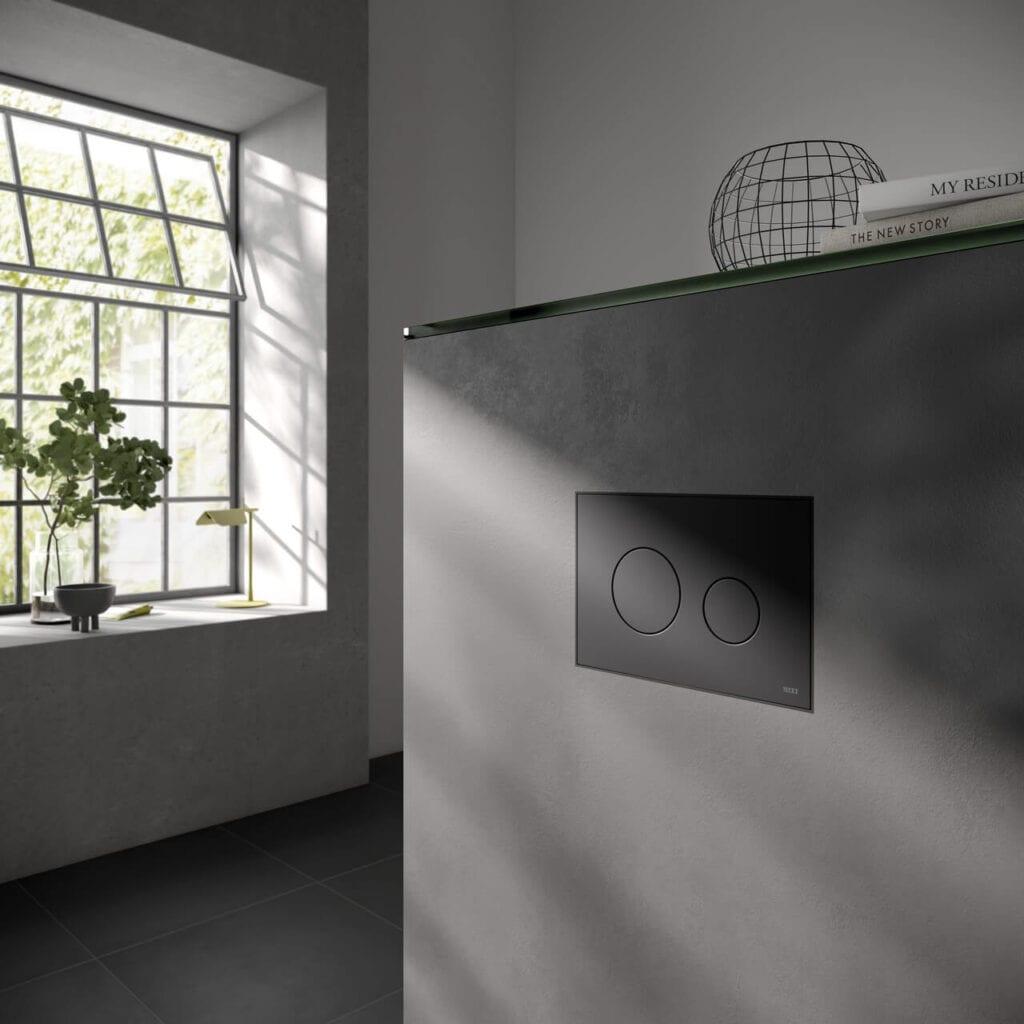 Urządzamy łazienkę w stylu soft loft - porady i inspiracje od TECE