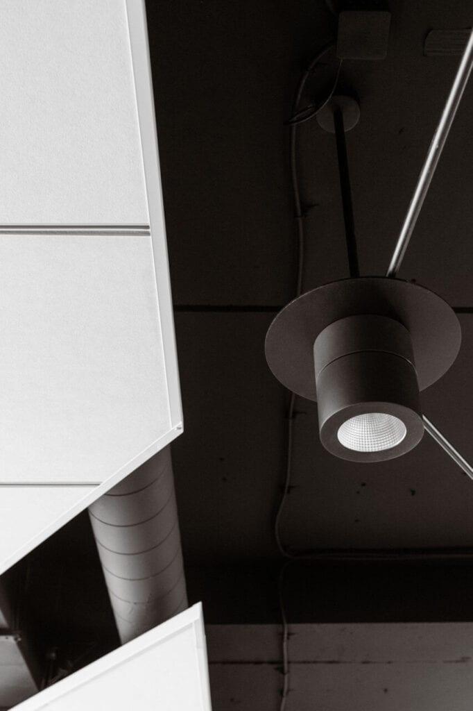 Wnętrza Jacobs Douwe Egberts Poland projektu Bit Creative - zdjęcia Fotomohito