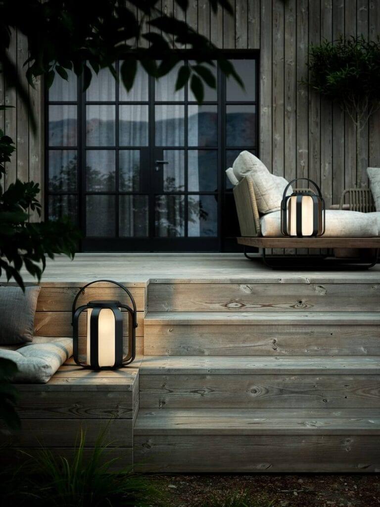 Wybieramy oświetlenie do ogrodu i na balkon – porady i inspiracje - Bob Nordlux