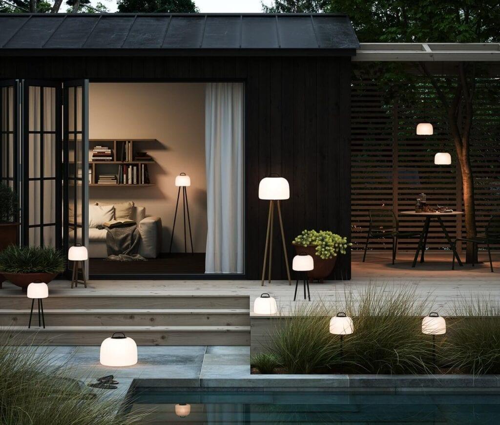Wybieramy oświetlenie do ogrodu i na balkon – porady i inspiracje - Kettle Nordlux