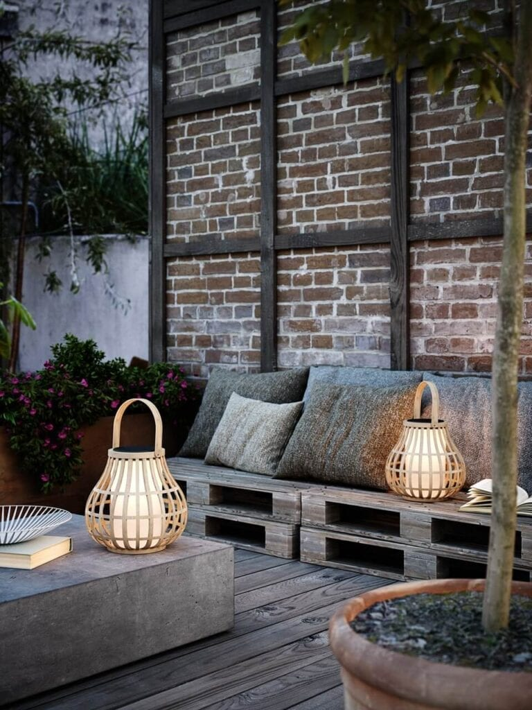Wybieramy oświetlenie do ogrodu i na balkon – porady i inspiracje - Leo Nordlux