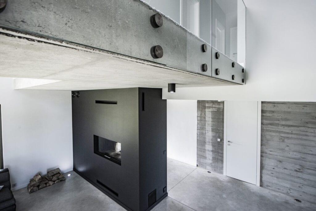 Architektura-em i wnętrza domu jednorodzinnego w Wejherowie