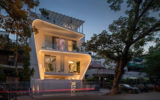 Avtar Villa – dom inspirowany muzyką