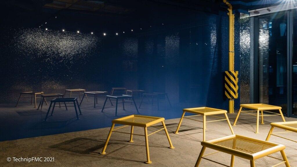 Biuro TechnipFMC projektu The Design Group walczy o międzynarodową nagrodę The International Hotel & Property Awards