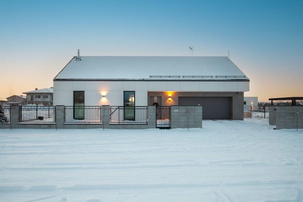 DOM L, czyli nowoczesna stodoła od SLAB - zdjęcie Foto na Kwadracie – Karol Zapała