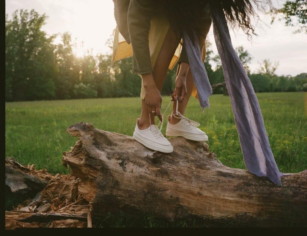 Pierwsza w Polsce kolekcja biodegradowalnych butów - foto Balagan Studio