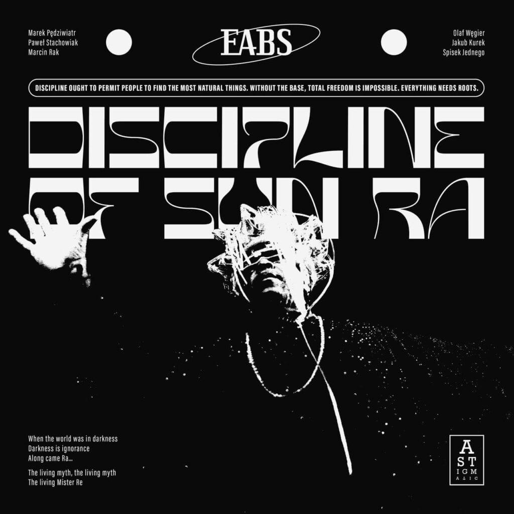 Nagroda Specjalna za Edytorstwo - EABS - Discipline of Sun Ra (proj. Natalia Łabędź, fot. Roman Kozłowski)
